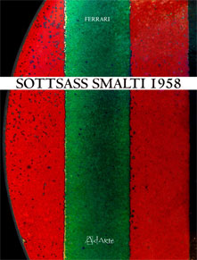 SOTTSASS. SMALTI 1958